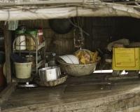 Villaggio flottante di Chong  Kneas sul Lago Tonle Sap Cambogia / Foto n. 0053