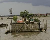 Villaggio flottante di Chong  Kneas sul Lago Tonle Sap Cambogia / Foto n. 0068