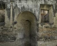 Chiesa e Convento delle Cappuccine in Antigua Guatemala - Cella per la preghiera Foto N. IMG9842