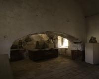Chiesa e Convento delle Cappuccine in Antigua Guatemala- Cucina Foto N. IMG9869