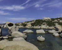 Reportage Costa Nord Sardegna Spiaggia delle piscine Foto n. POA9118