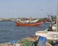 Barche di pescatori al porto di Al Hodeidah Yemen / Foto n. 0018