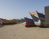 Barche di pescatori al porto di Al Hodeidah Yemen / Foto n. 0056