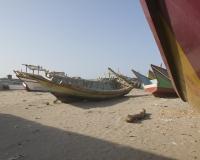 Barche di pescatori al porto di Al Hodeidah Yemen / Foto n. 0063
