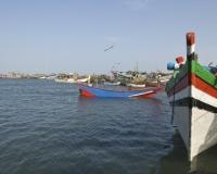 Barche di pescatori al porto di Al Hodeidah Yemen / Foto n. 0007