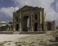 Arco di Adriano Jerash Foto N. Y3A7051