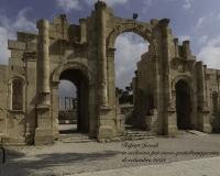 Porta Sud Jerash Foto N. Y3A7057