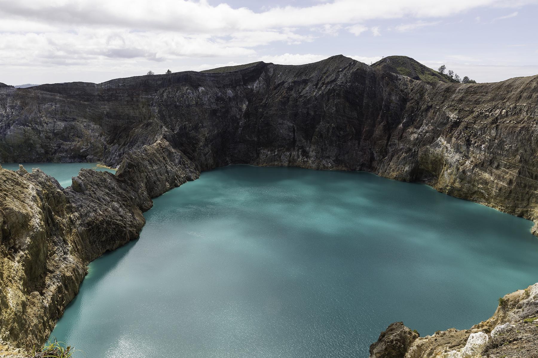 Vulcano Kelimotu Foto n. Y3A1153- Tiwu Ata Polo - (Bewitched Lake)