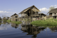 Lago Inle II parte Myanmar 2012