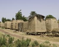 Granai a Ouan Mali / Foto n. 0167