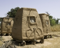 Granai a Ouan Mali / Foto n. 0173