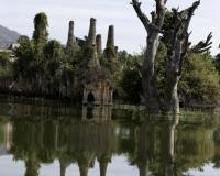 Sagar sito archeologico sulle sponde del Lago Inle Foto n. AOK8341