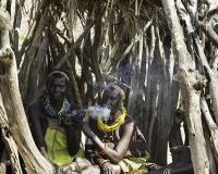 Villaggio Moluleo etnia Toposa- Kapoeta- Sud Sudan Foto POA1004