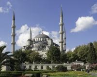 Moschea Blu ad Istambul -Sultan Ahmet Camii / Foto n. 0048