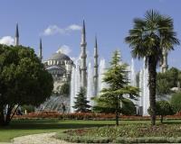 Moschea Blu ad Istambul -Sultan Ahmet Camii / Foto n. 0065