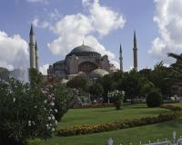 Chiesa di Haghia Sophia Istambul in Piazza Sultanahmet / Foto n. 0084