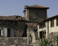 Casa con particolari costruttivi nella città vecchia di Ankara / Foto n. 0096